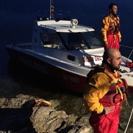 Binago, sub morto nel lago    Oggi l'autopsia: chiarirà le cause
