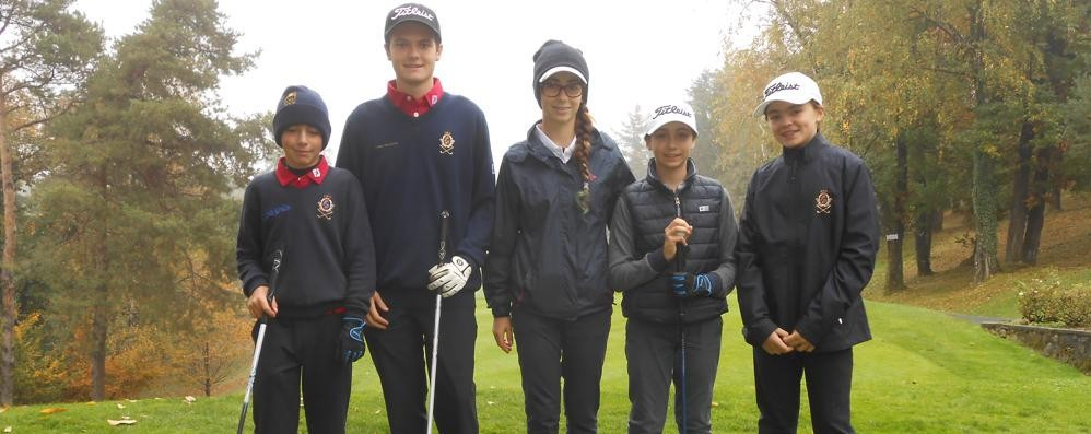"Green Golf Academy Il torneo al ""Villa d'Este"""