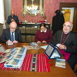Coletti, bilancio di 10 anni da vescovo  «Nelle parrocchie la fatica più grande»