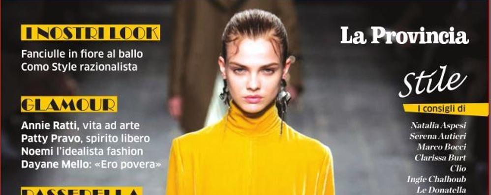 "Moda e cultura: torna ""Tess"" In edicola da venerdì 28 ottobre"