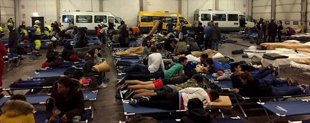 Terremoto, sale il conto dei danni  Scosse avvertite anche al Nord