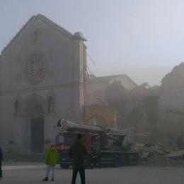 Terremoto: nuova forte scossa  Avvertita anche nel Comasco