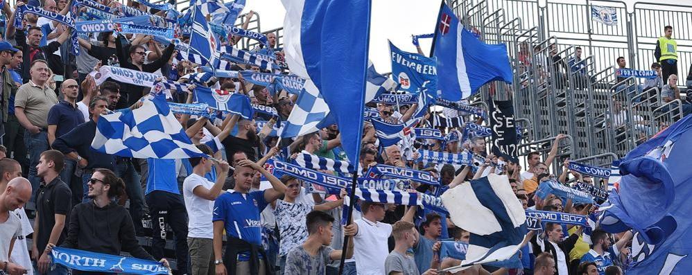Il Calcio Como piace ai tifosi  Riapre la campagna abbonamenti