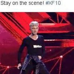 Sky e il balletto sexy di Ferreri  È già un cult per X Factor