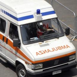 Incidenti a ripetizione nel Comasco: tre feriti