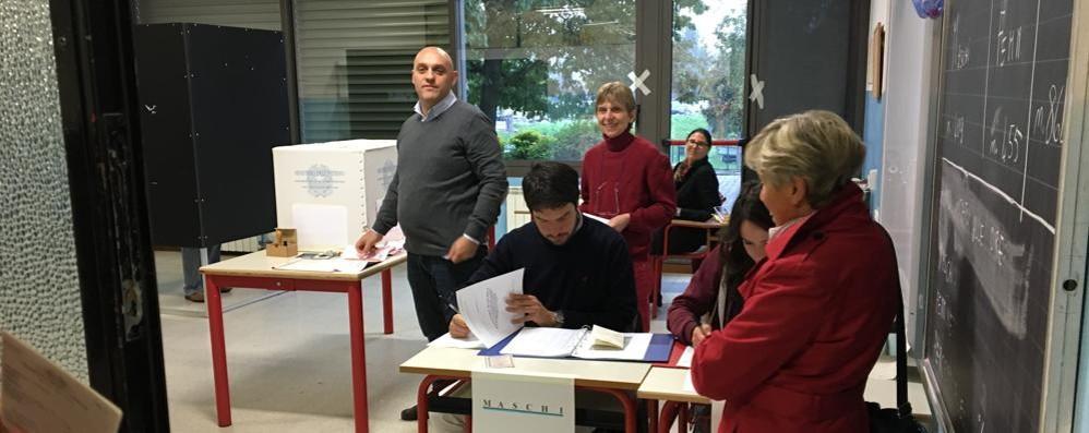 Referendum a San Fermo e Cavallasca  Affluenza: alle urne in  2.903 (45,13%)