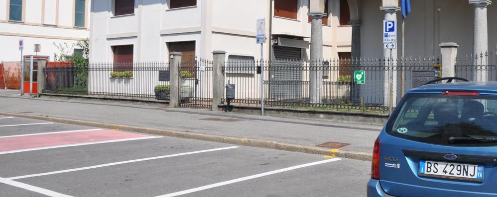 Sorpresa: i parcheggi non mancano  Altri posti a pagamento a Cantù