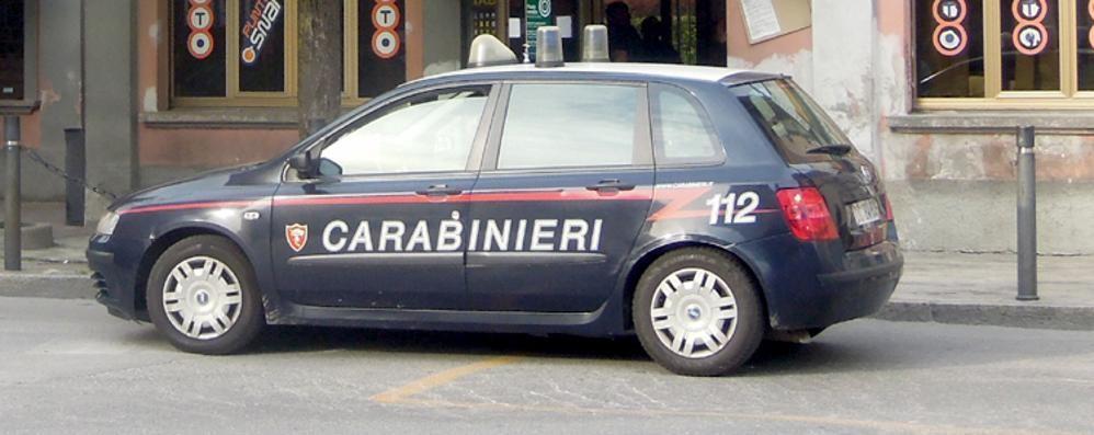 Albavilla: ruba al supermercato  Romeno arrestato dai carabinieri