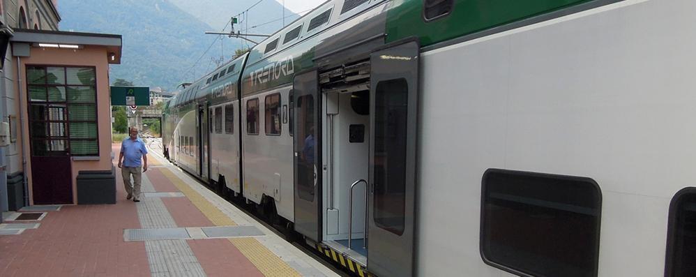 Erba, rapina giovane sul treno  Denunciato marocchino di 28 anni