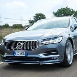 Il grande ritorno di Volvo E un passo nel futuro