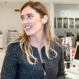 Maria Elena Boschi a Como  «Perché votare sì al referendum»   Guarda il video