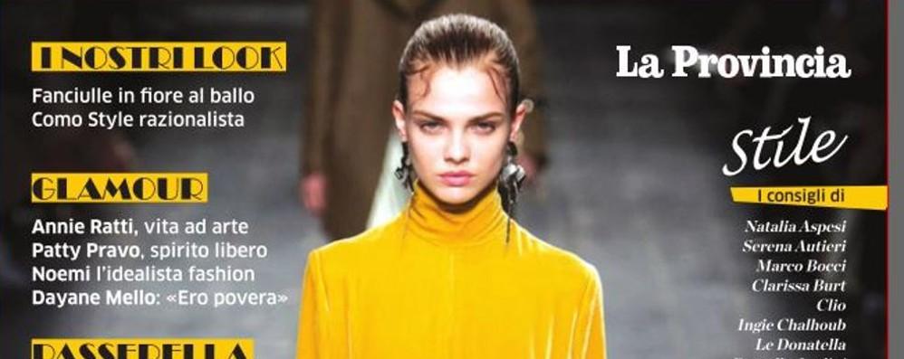 Tess, 196 pagine di fashion  Il magazine di moda e cultura  Con la classifica delle aziende