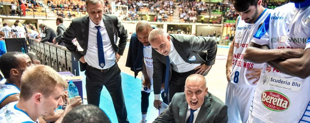Kurtinaitis: «Noi non bene ma a Brindisi si va per vincere»