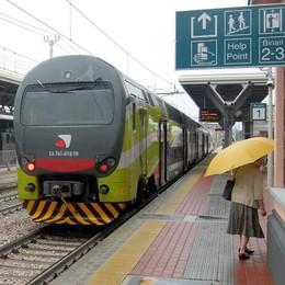 Erba, beffa Milano-Asso  I treni lumaca ancora più lenti