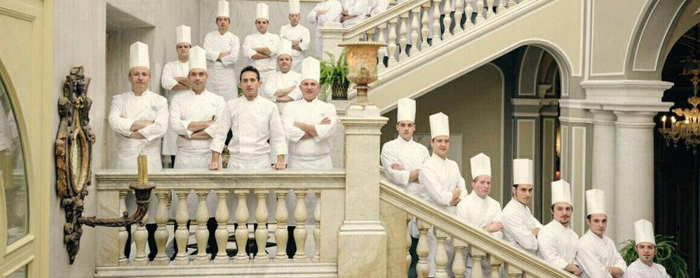 Magia e tecnologia in cucina Villa d\'Este investe 2 milioni ...