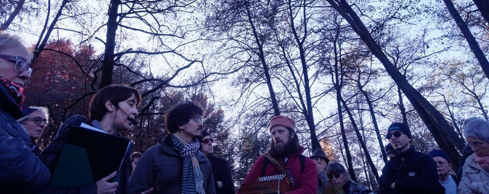 Poesia e musica in cammino Dopo Montorfano si va ad Albese