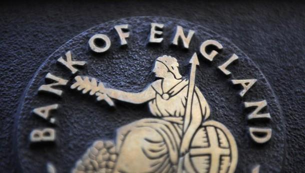Bank of England, tassi fermi a 0,25%