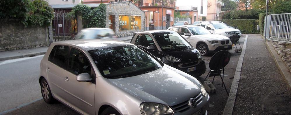 Erba, ora tocca ai parcheggi  Asfaltature in centro e in periferia