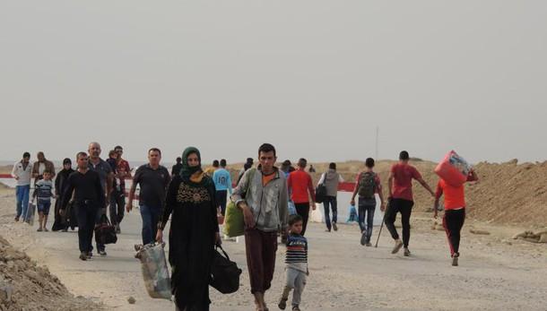 Migranti:Mattarella,emergenza umanitaria
