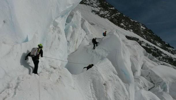 Trovati morti due alpinisti su Mt Bianco