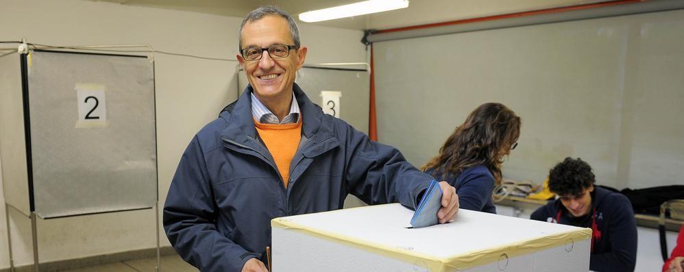 Elezioni a Como, la sorpresa:  «Vogliamo il Lucini bis»