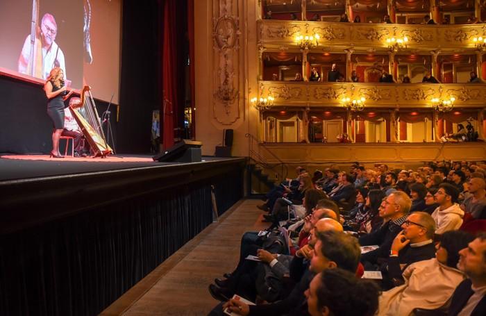 Como Teatro Sociale evento TedX Lake Como