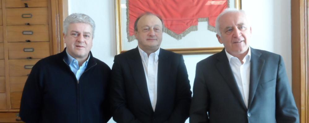 Albiolo, Rodero e Valmorea: si comincia  Partito l'iter per la fusione dei tre paesi