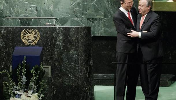 Guterres nuovo Segretario generale Onu