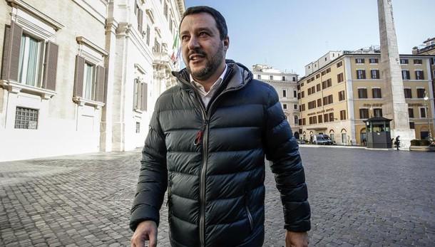 Salvini, non partecipiamo a voti fiducia