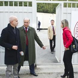 L'emergenza non è finita   Slitta la chiusura del centro migranti