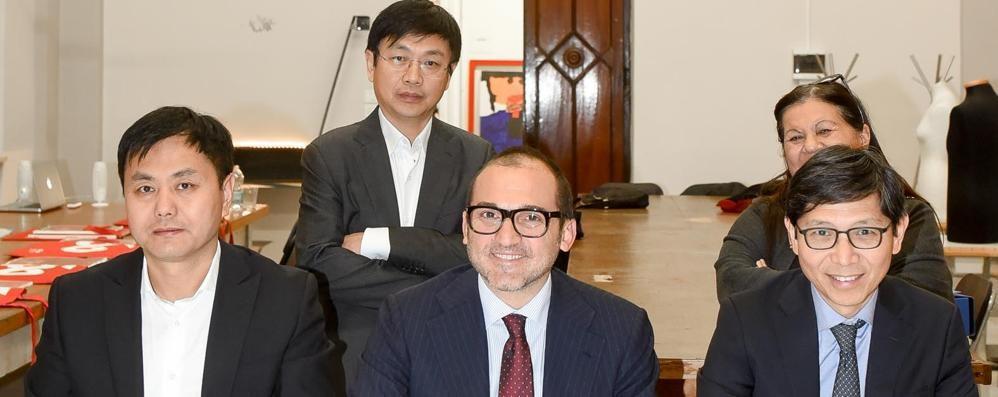 Como e la Cina, super alleanza tessile