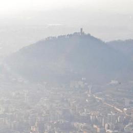 Como, divieti anti-smog    Nessuna multa agli automobilisti