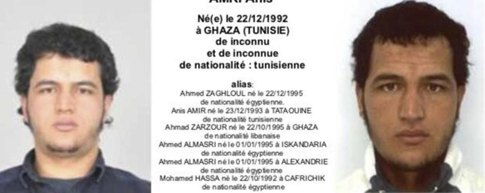 Berlino, caccia al terrorista    Sistema di sicurezza sotto accusa  Il tunisino fu condannato in Italia