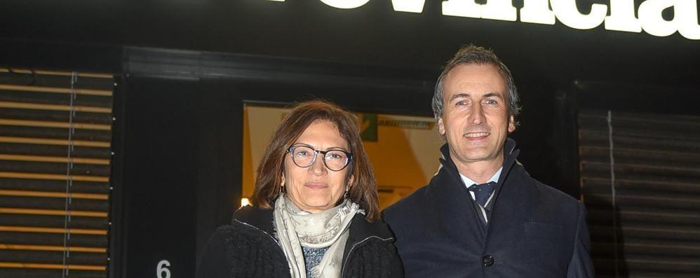 Gelmini, visita a Como  «Landriscina libero  di decidere la squadra»