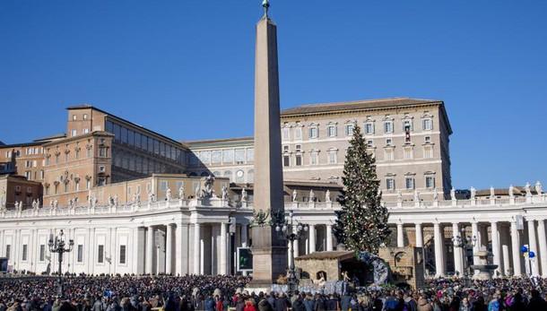 Messaggio Papa per Natale, pace al mondo