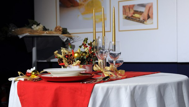 Natale: 2,3 mld spesi a tavola