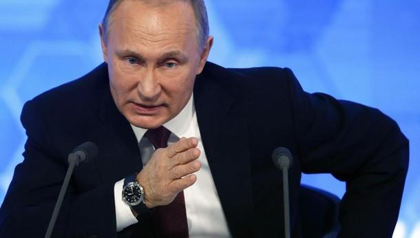 Putin, domani giornata lutto nazionale