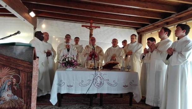 Vescovo Fermo, 'il mattino è vicino'