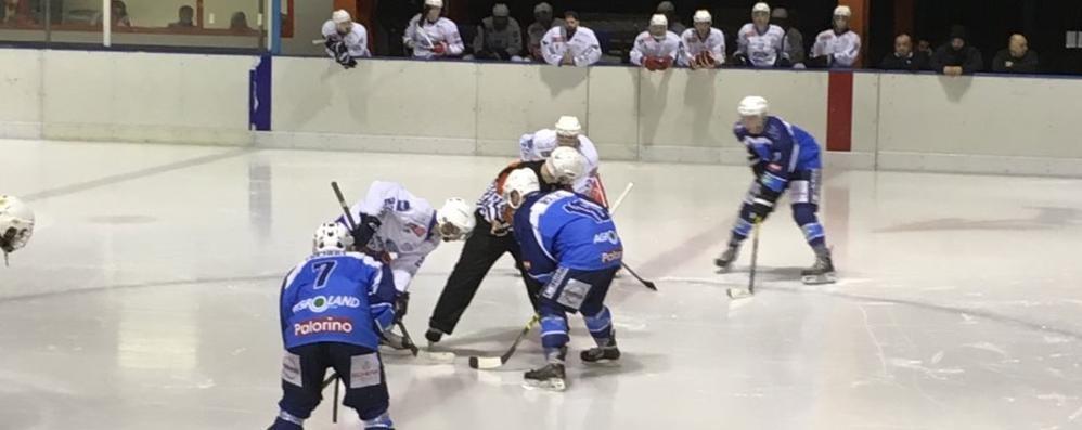Hockey Como, non è l'Ora I playoff sono a rischio