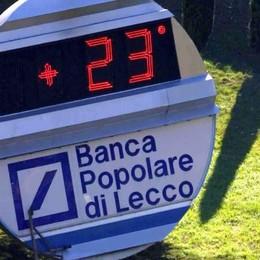 Il dicembre più caldo  Como sfiora i 20 gradi