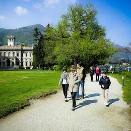 Villa Erba sarà spazio per tutti  Sabato di festa e visite guidate