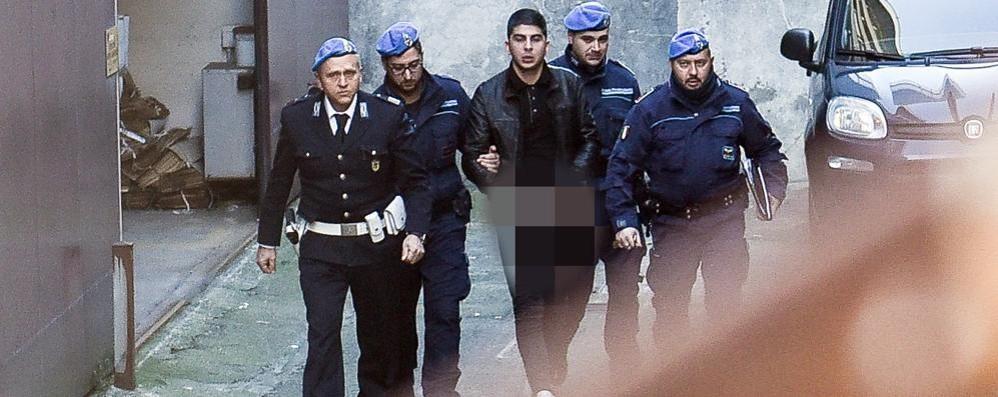 Spari al barista di Cantù  Condannato a 12 anni