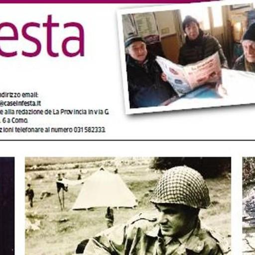 Case In Festa La Tua Foto Su La Provincia Como Citt 224 Como