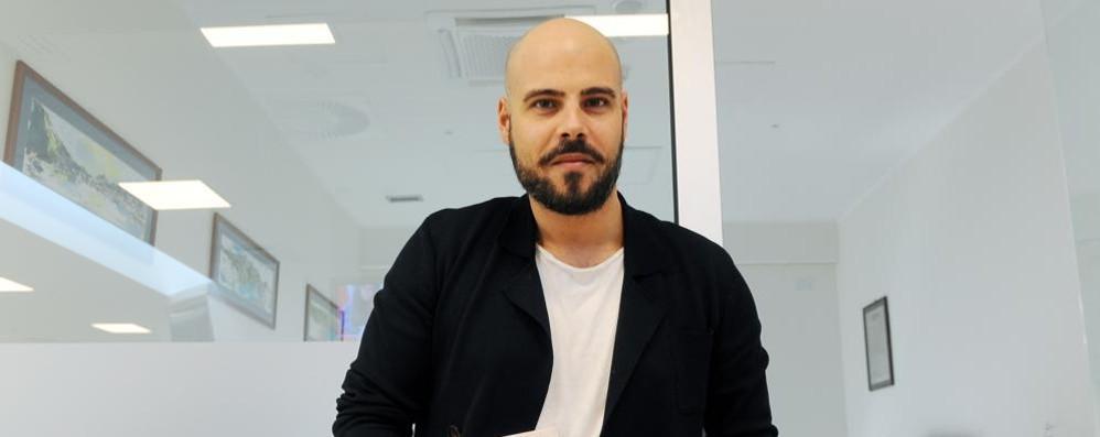 «Como, città magnifica E porta bene al Napoli»  Il video del festival del cinema