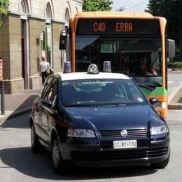 Rapina alla stazione di Erba  Arrestato l'aggressore