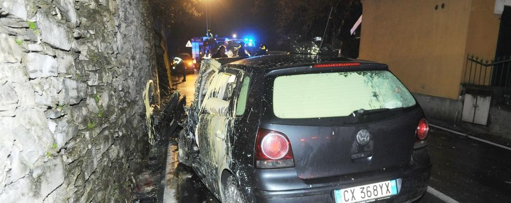 Incidente mortale di Blevio  Strada sotto accusa  Appello al prefetto