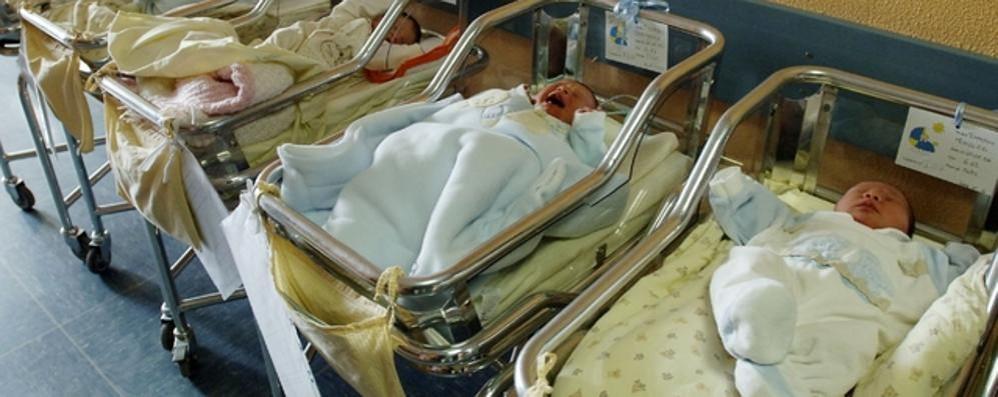Istat, crollano le nascite  Mai così poche dal 1861