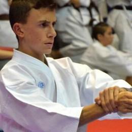 Karate, bravo Proserpio Andrà agli Italiani
