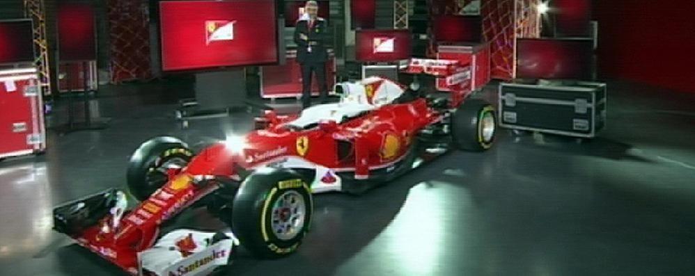 È il giorno della Ferrari  Su il sipario sulla SF16-H