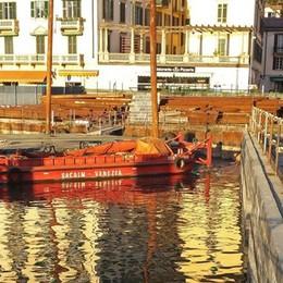 Como: il lungolago e i suoi fratelli  Aumentano le opere incompiute  Il Codacons: in Italia sono 868